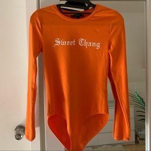 Sweet Thang Bodysuit